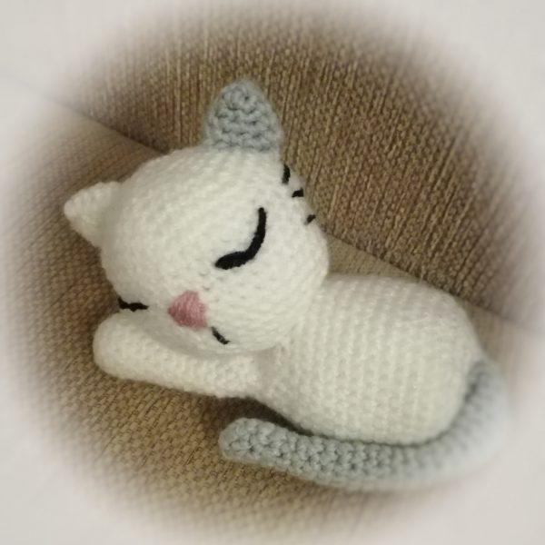 Pisicuta dormind